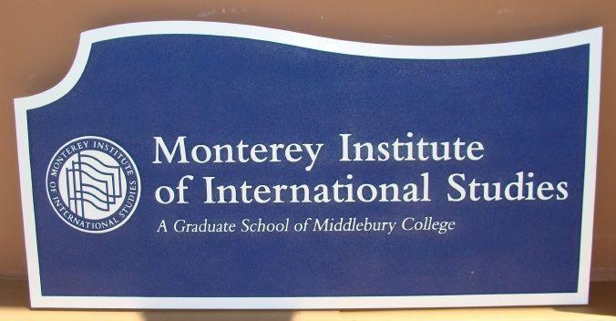 FA15560 - University Entrance Sign