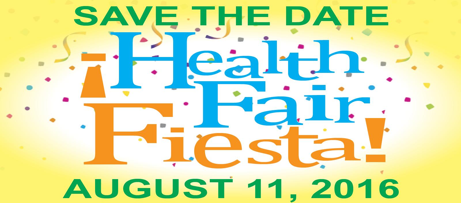 Health Fair Fiesta