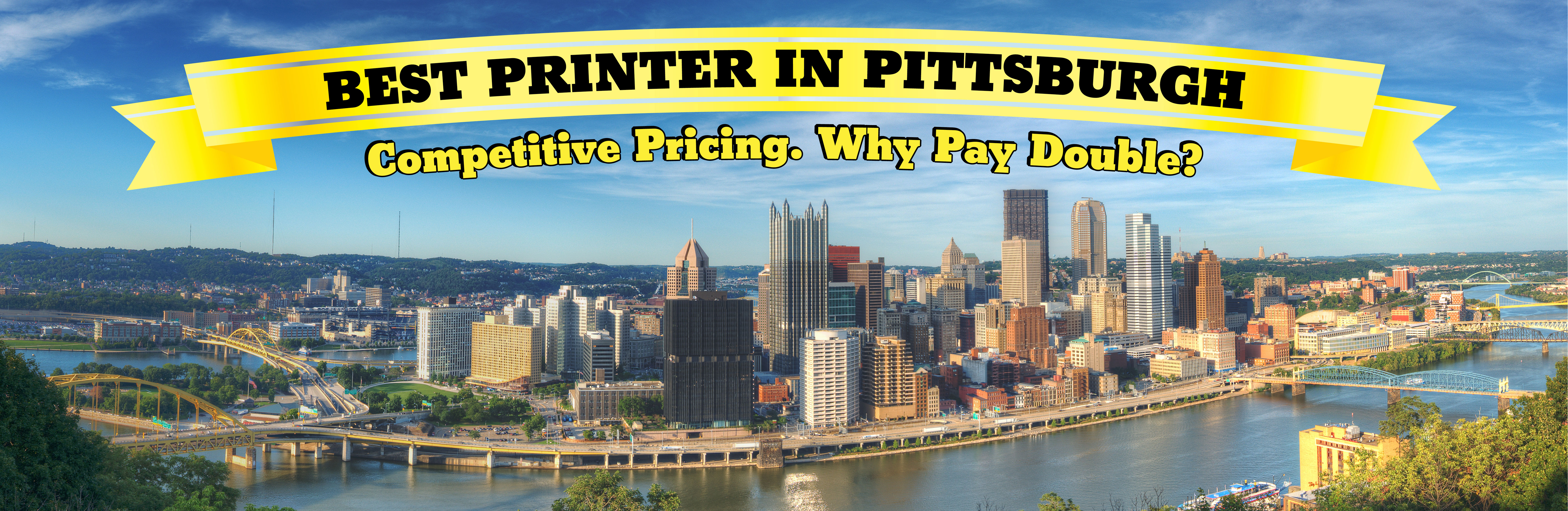 Best Printer in Pgh