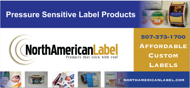 Adhesive Roll Labels
