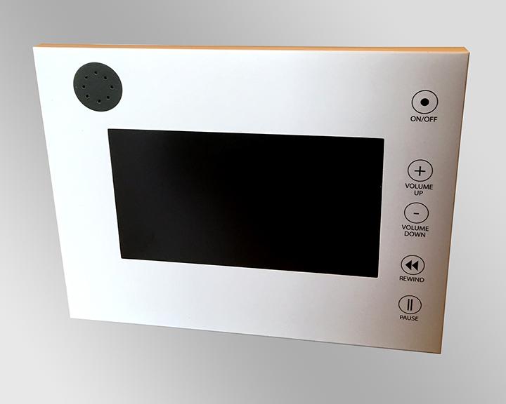 Video Brochure Tablet