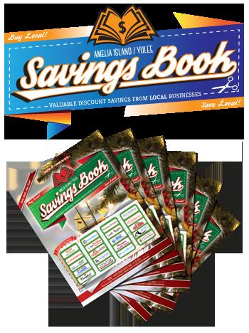 AMELIA ISLAND/ YULEE SAVINGS BOOK