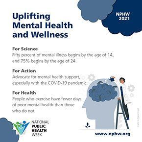 NPHW - Uplifting Mental Health and Wellness