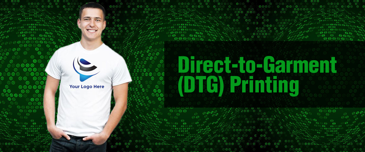 DTG T-Shirts
