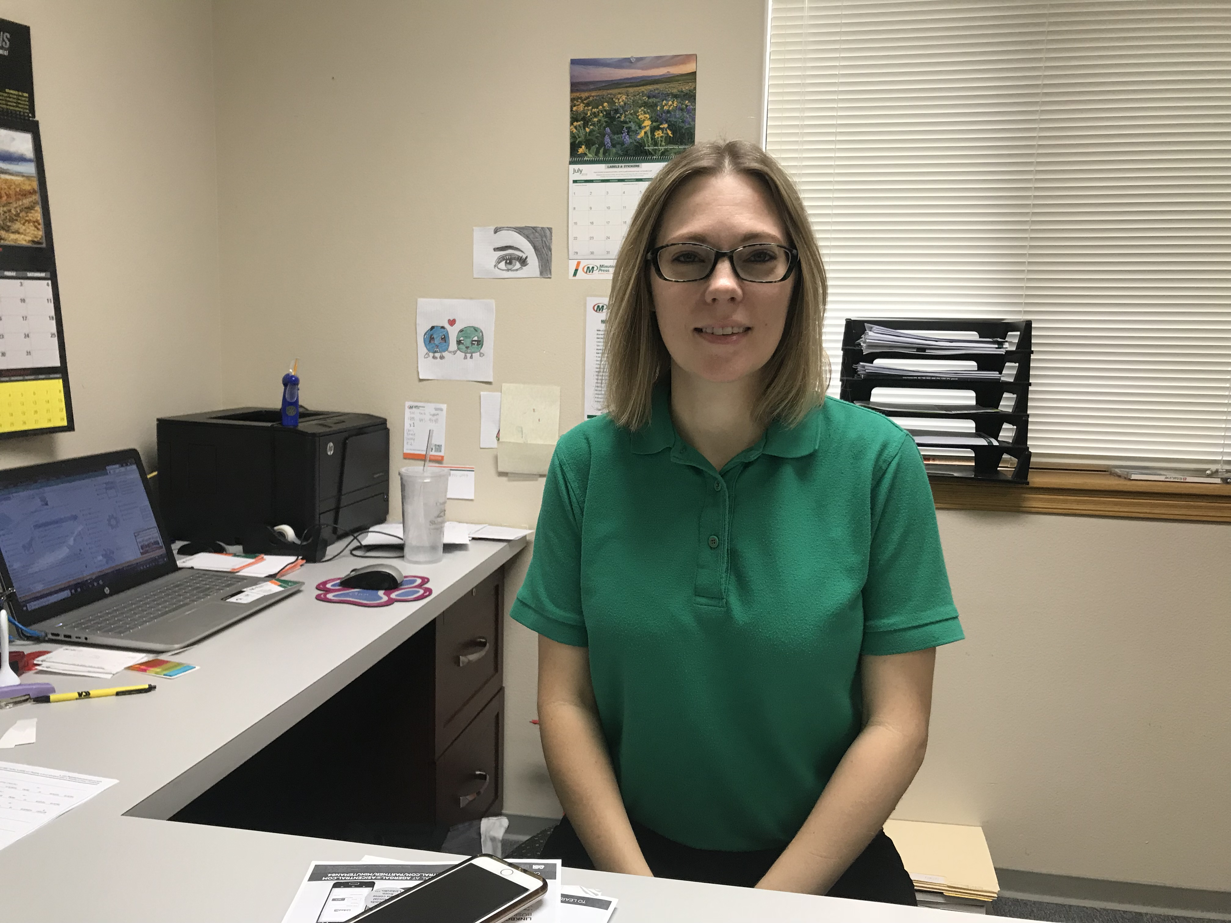 Jill - Customer Service/ Production Assistant