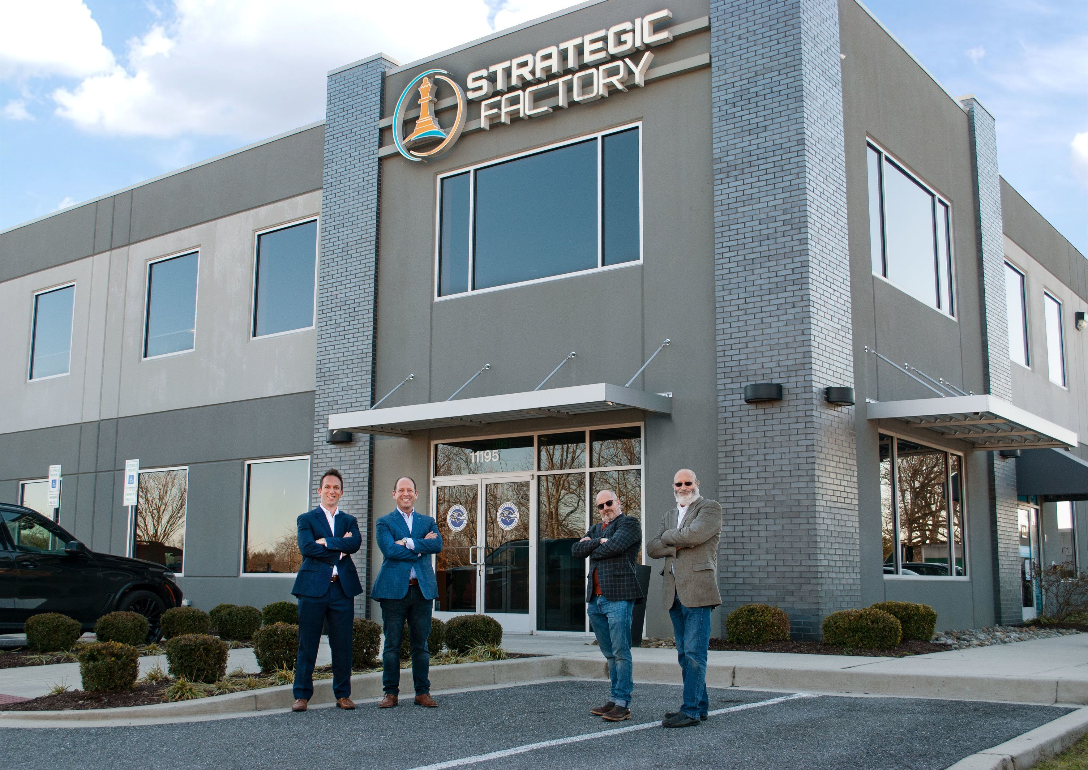 Strategic Factory Expands Signage Capability with Acquisition of Baltimore's A|A Signs