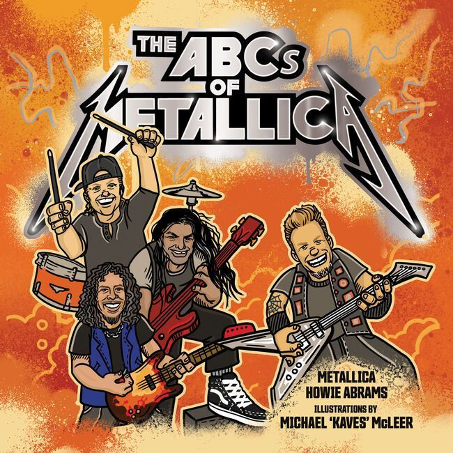 The ABCs of Metallica Book