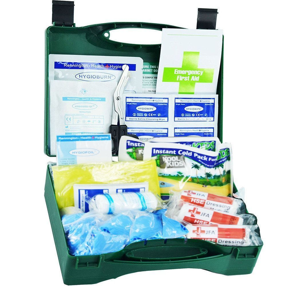 First Aid Kit For Nazareth School