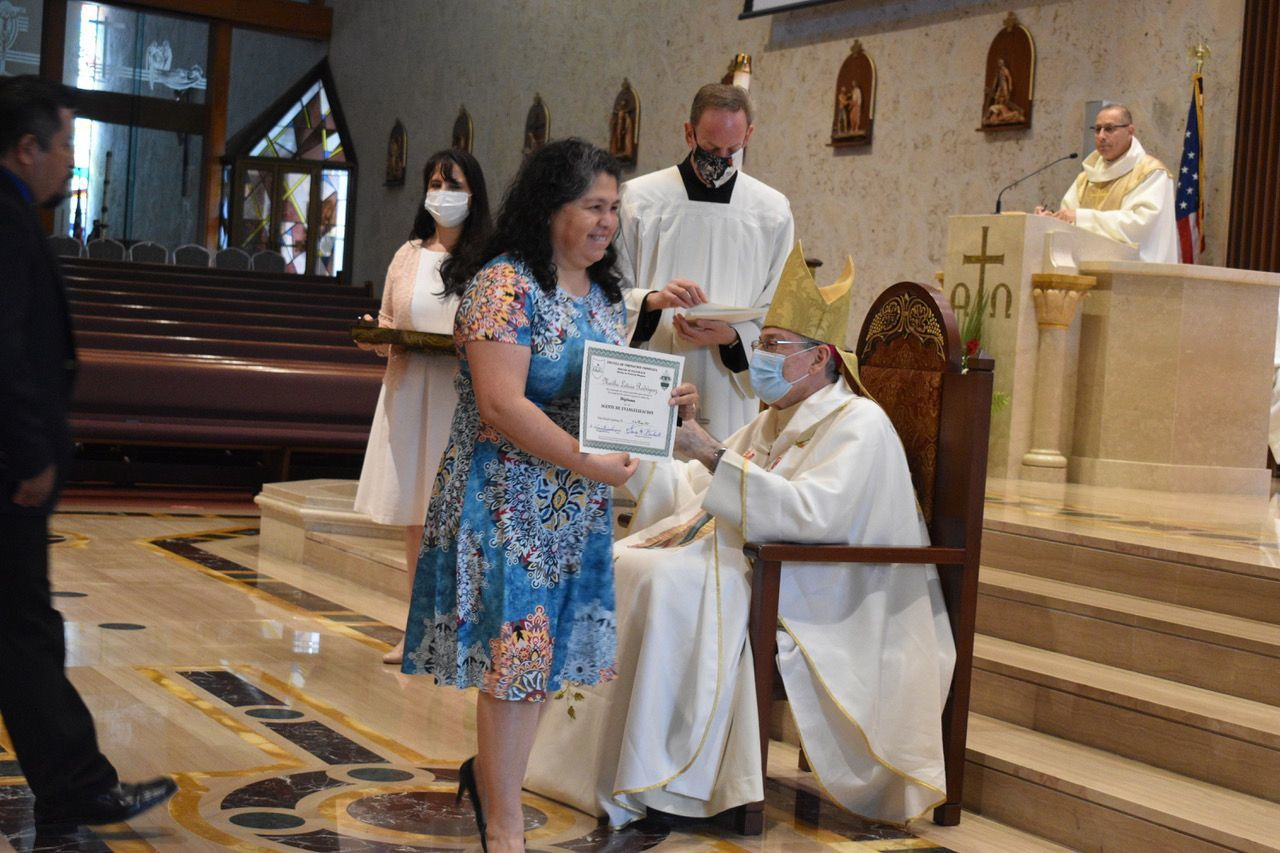 Formation graduates eager to share faith within parishes