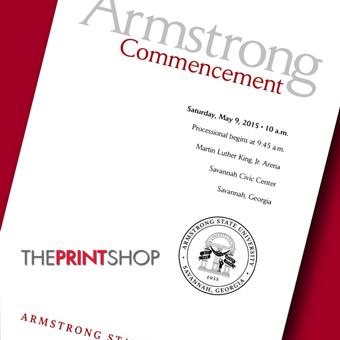 program printing print custom programs
