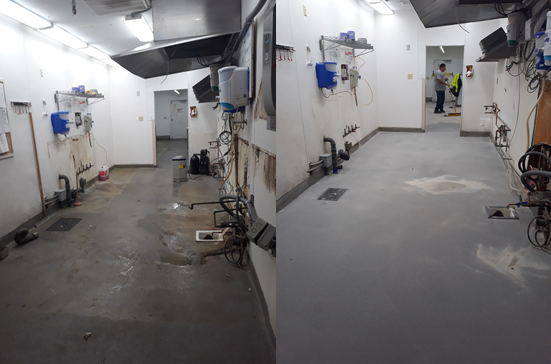 Warm Beach Kitchen Renovations