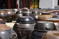 South Korean Kimchi pots