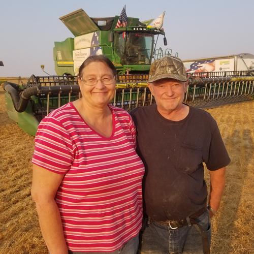 Dale & Glenda Kreiman