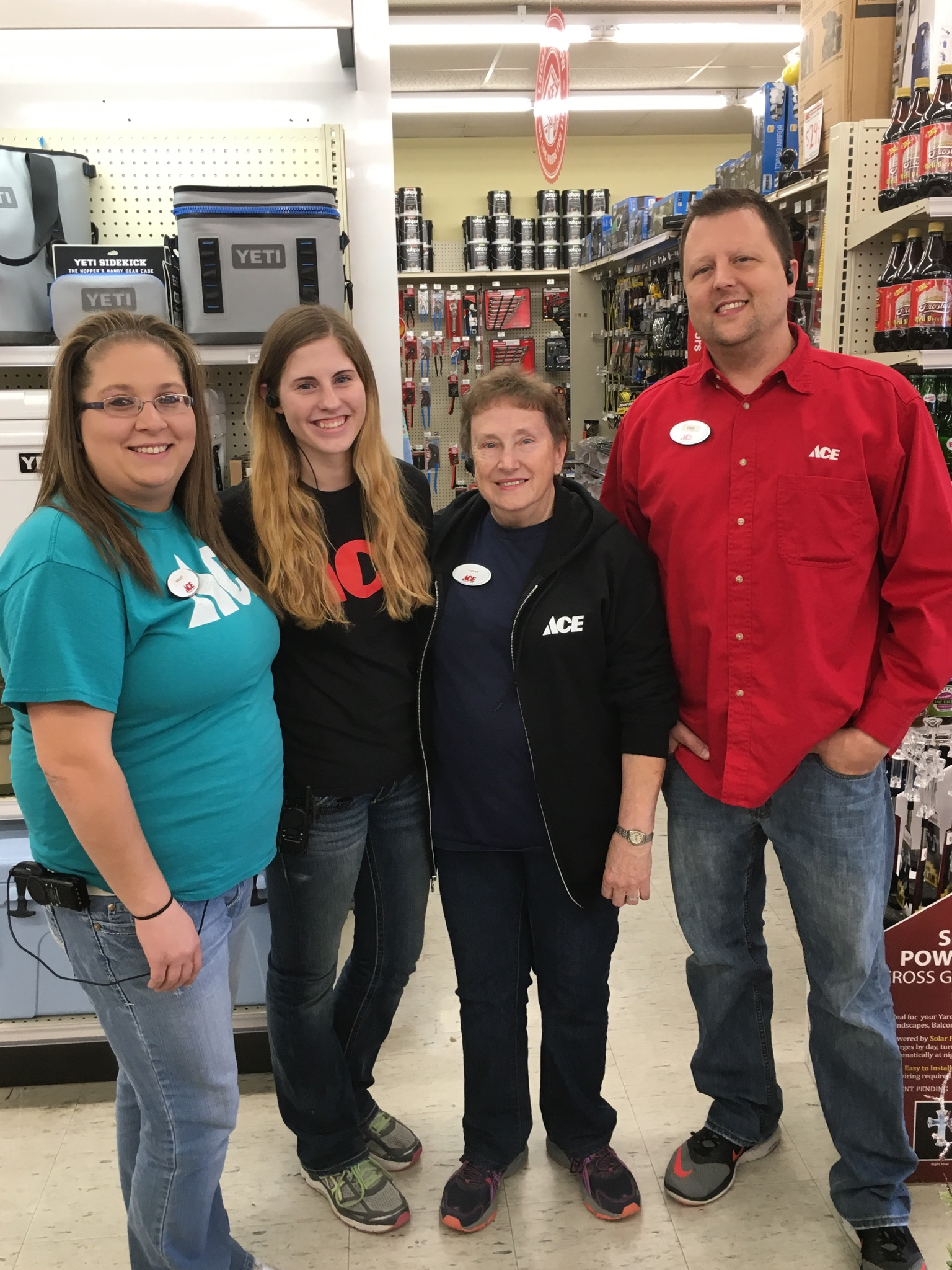 David City Ace Hardware Achieves Highest Level of Recognition