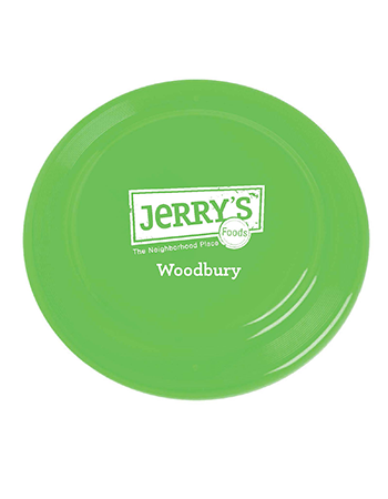 Jerry's Foods Frisbee