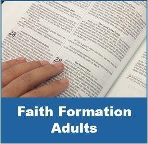 Faith Formation Adults