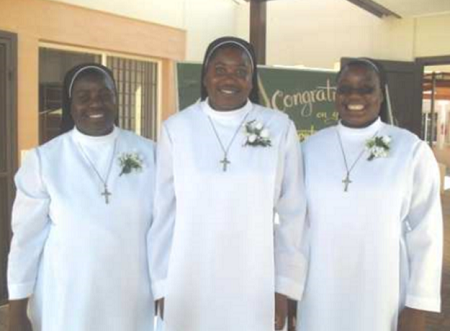 Our Monastic Profession of Vows