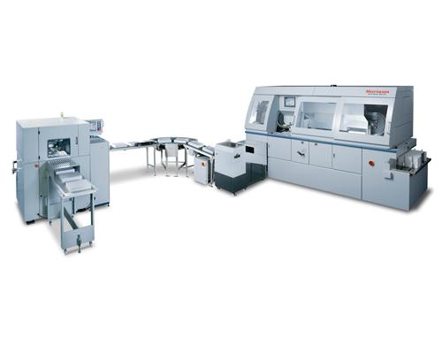 Horizon BQ-470 / HT-80 Perfect Binding System