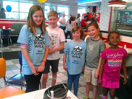 Burgerville Fundraiser a success