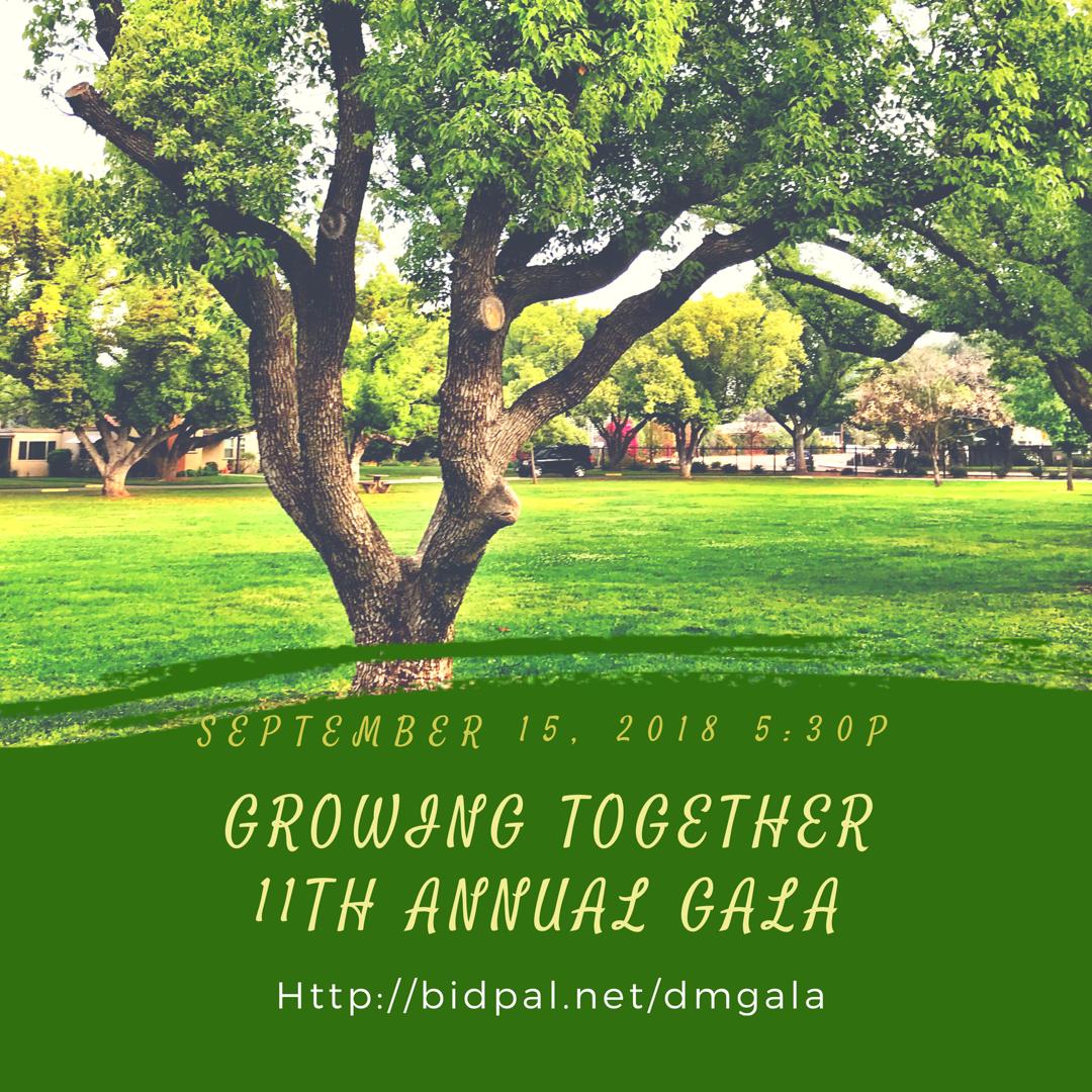 Growing Together Gala