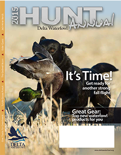 Hunt Annual is 'Steak and Cake' For Duck Hunters