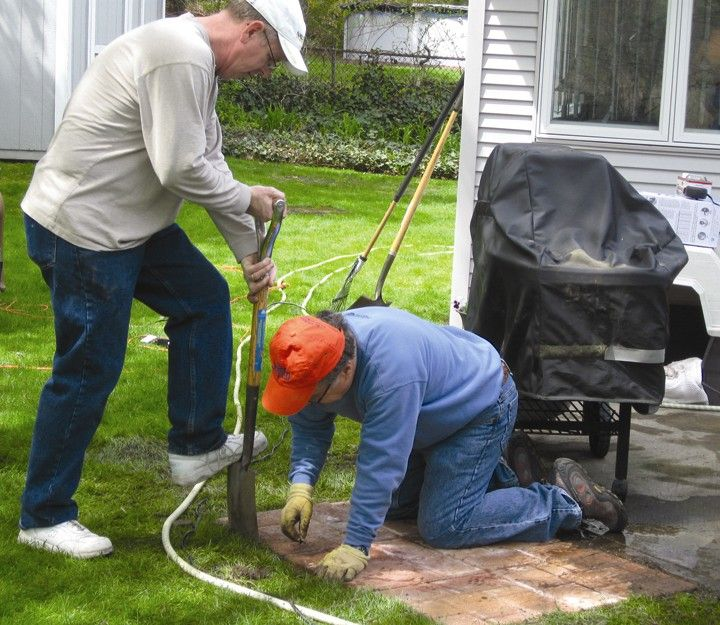 Cutting Edge Lawn Service/Landscaping