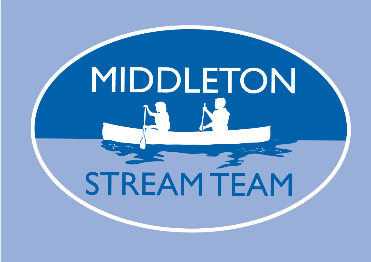 Middleton Stream Team's April Litter Clean-Up