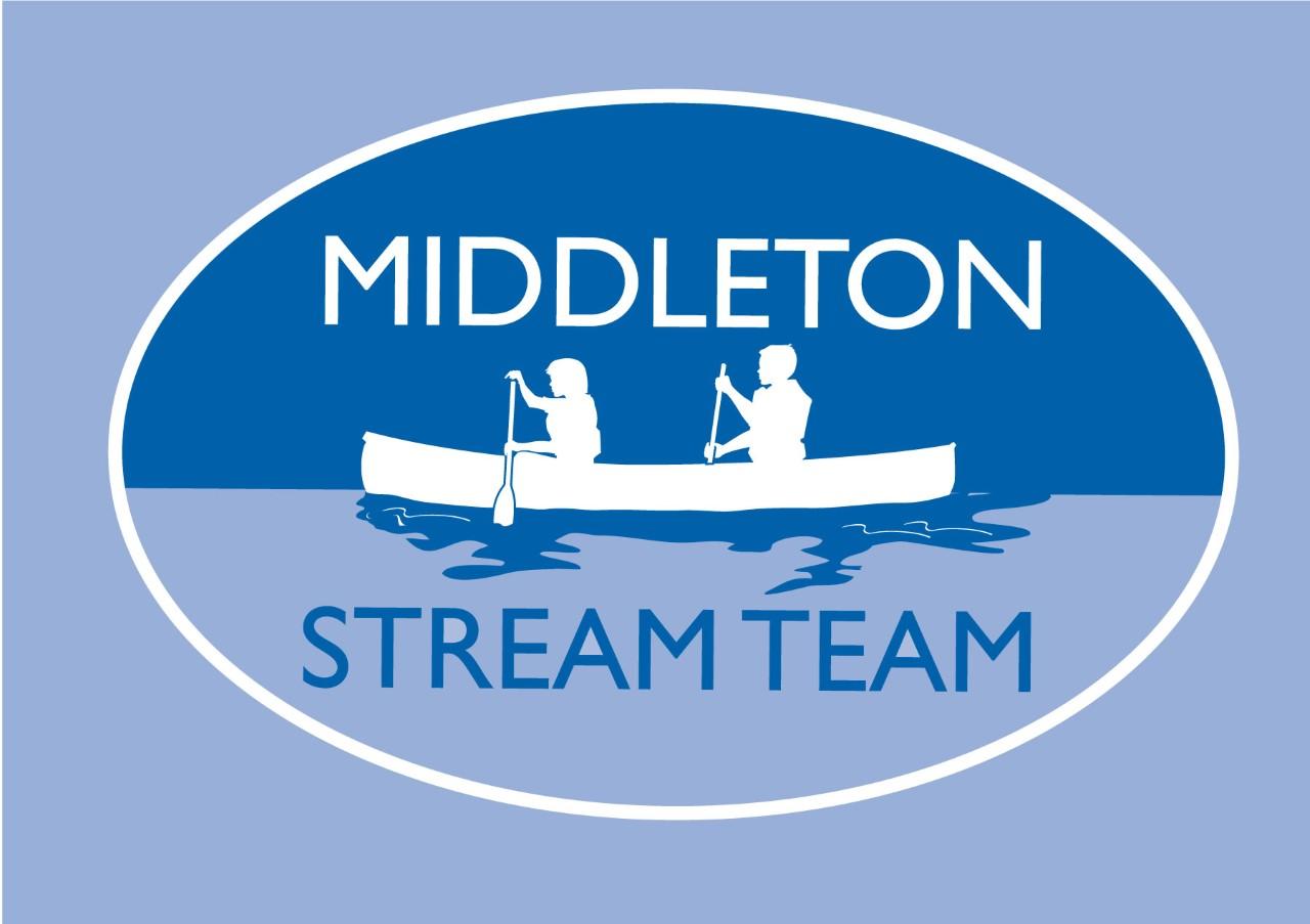 Middleton Stream Team's April Litter Clean-Up