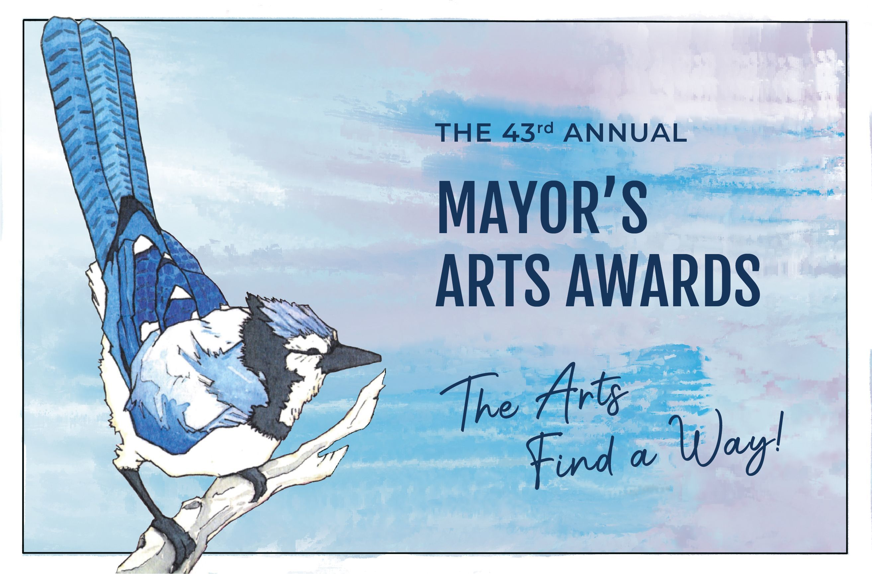 43rd Annual Mayor's Arts Awards