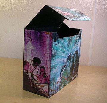 Corrugated Tote Boxes