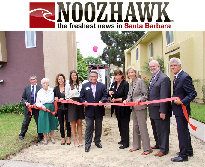 PSHH Breaks Ground on $18M Housing Rehabilitation Project - Noozhawk