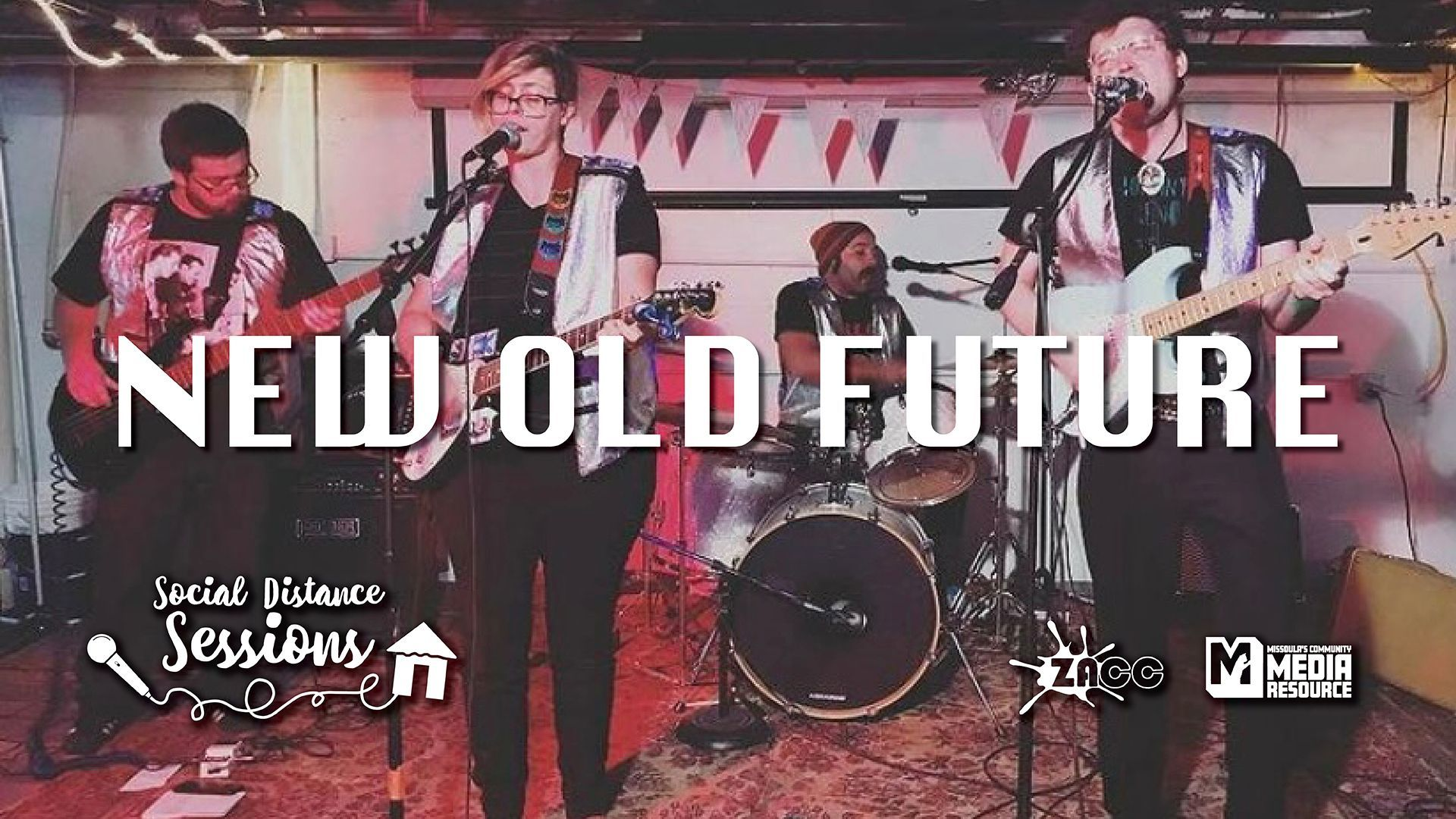 Social Distance Sessions: New Old Future