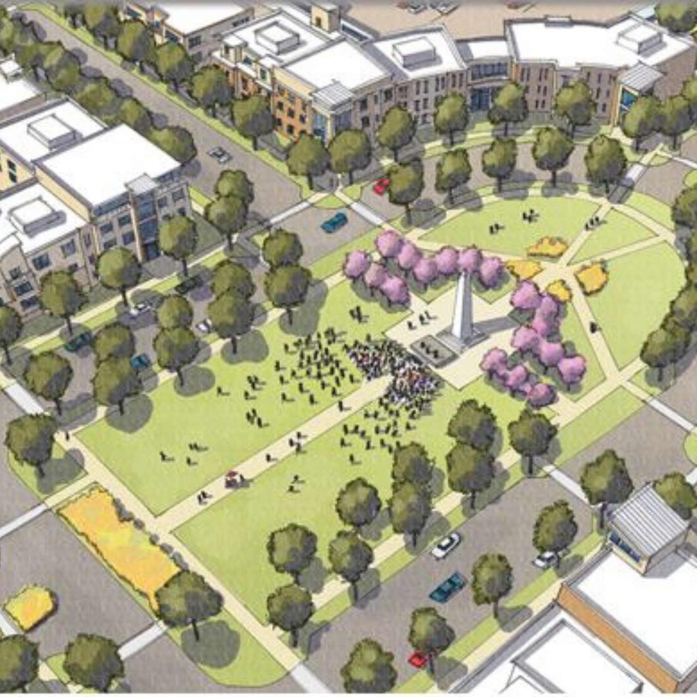 Public Art RFQ | UNK University Village