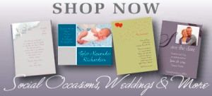 Wedding & Social Invitations