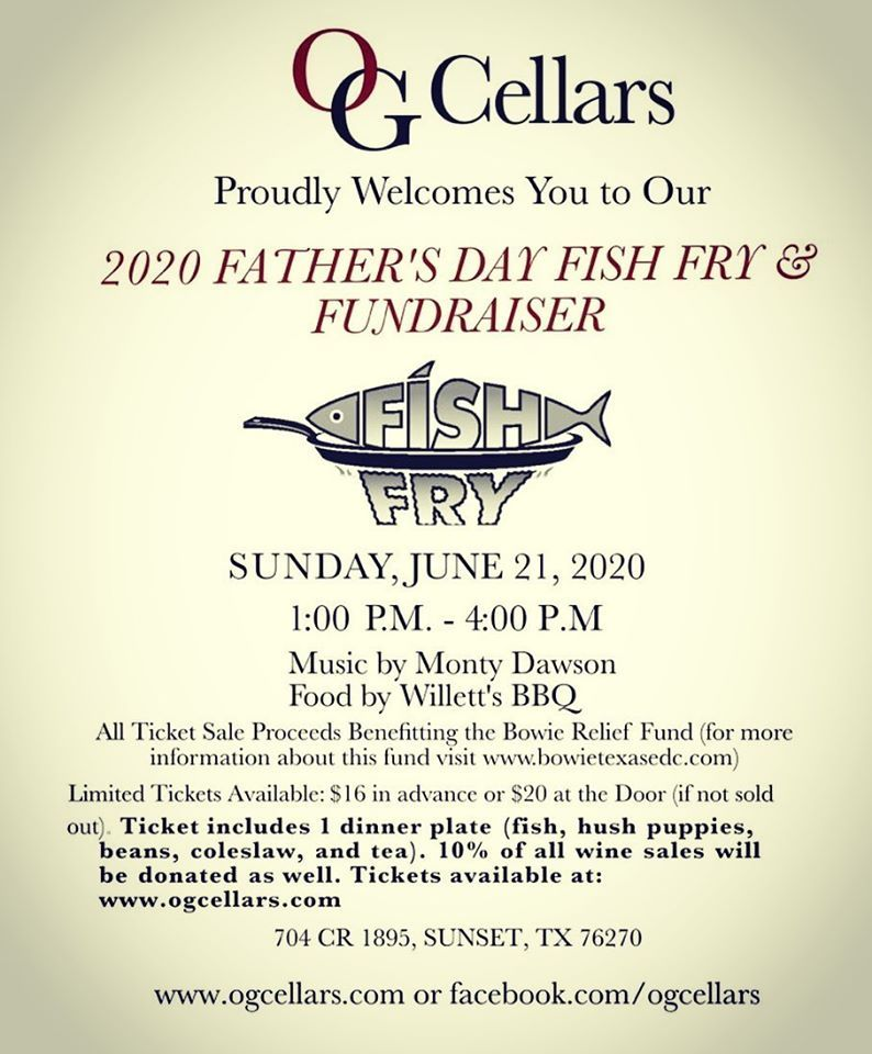Father's Day Fish Fry and Fundraiser