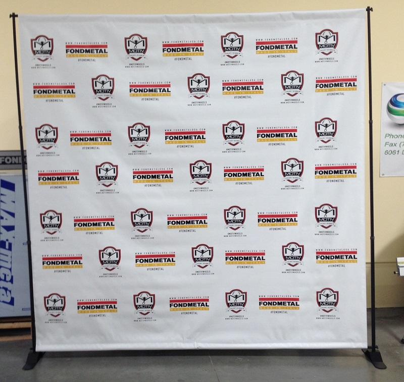 Banner Backdrop