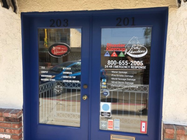 One stop signage shop for service businesses in Orange County CA