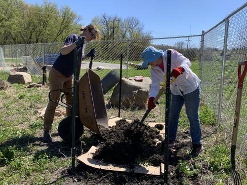 Community Farm Volunteer Day!