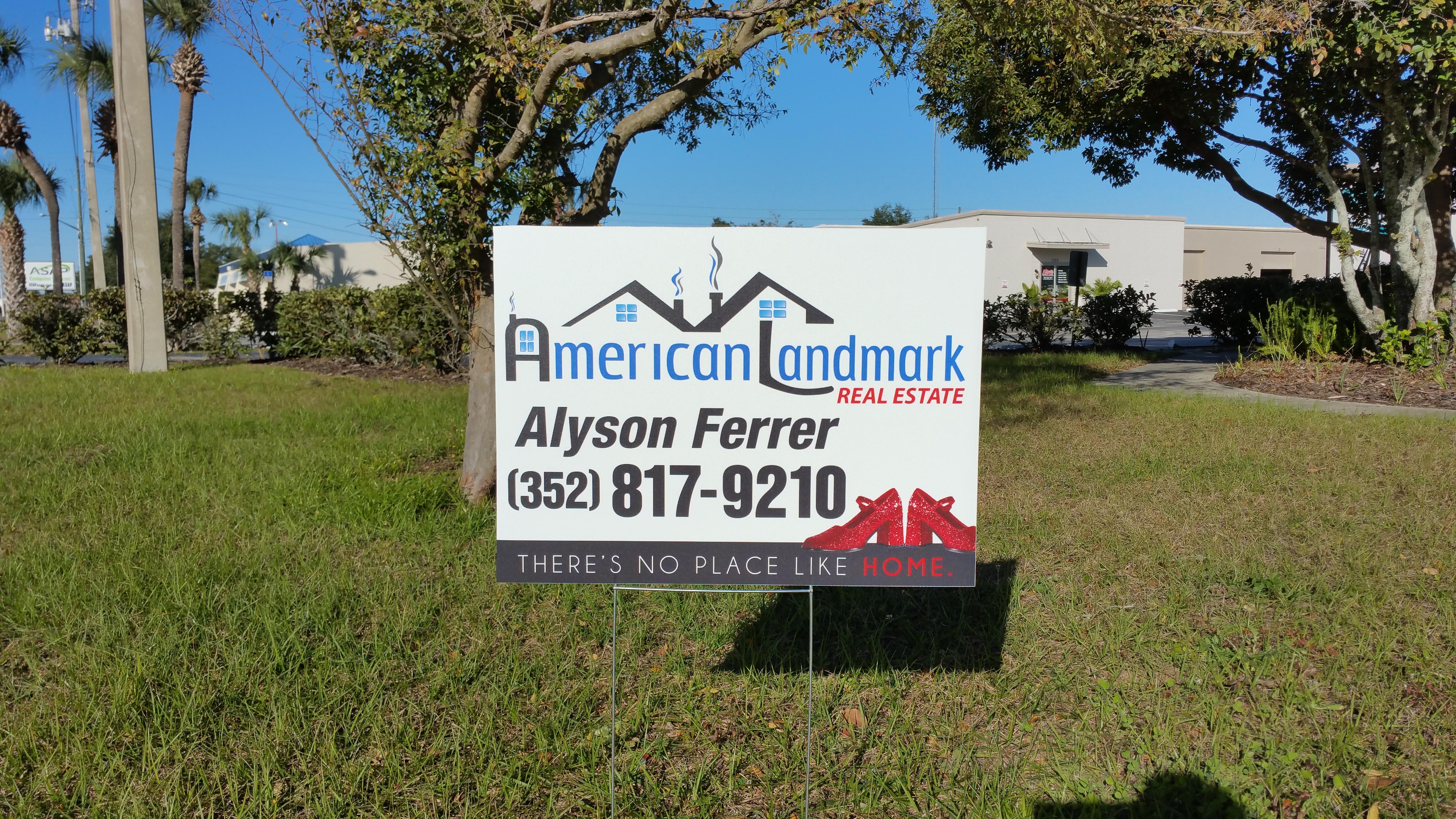 Yard Signs Lawn Signs