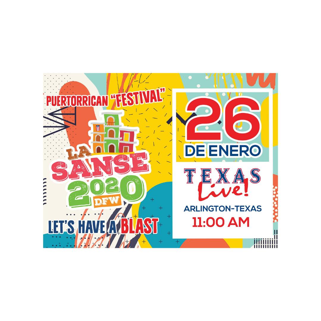 La Sanse 2020 DFW