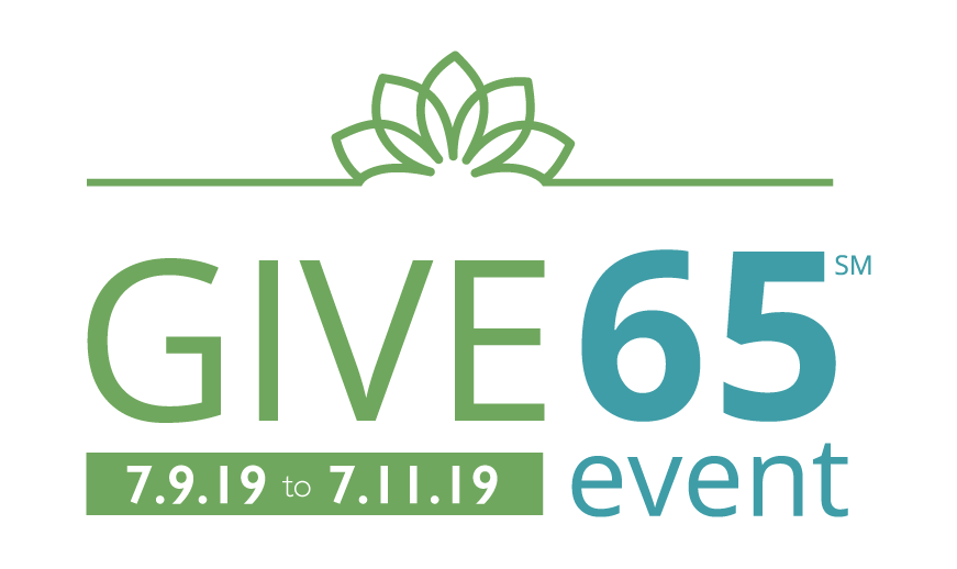 Give65: July 9 to July 11