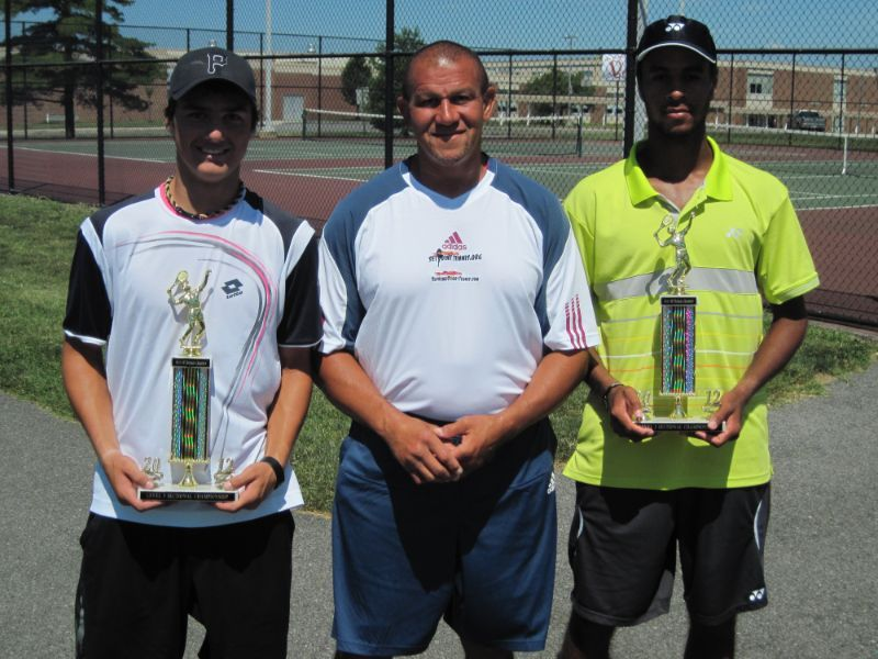 USTA Level 3 Sectional Boys 18