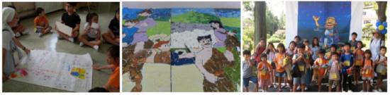 """""""Ongdalsaem = Spring Pool"""" Children's Retreat"""