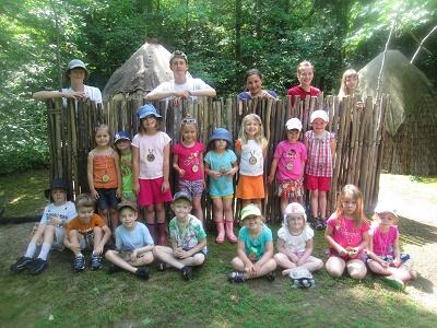 Camp Pollywog: Summer Magic