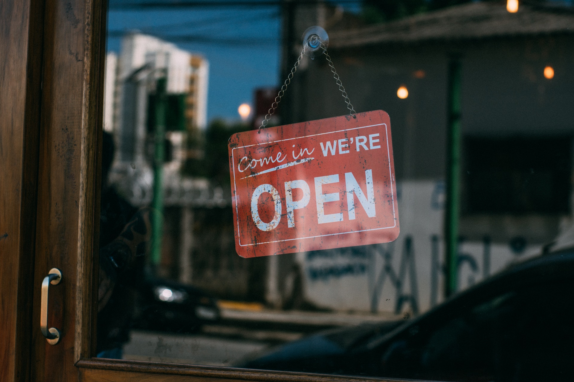 Opening Doors for Small Business