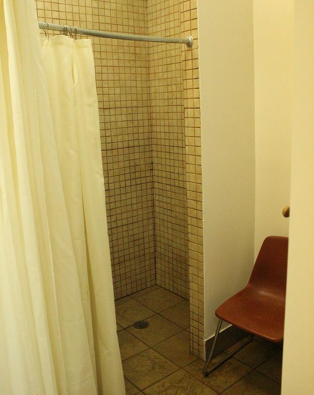 Wallace Hall Bathroom/Shower