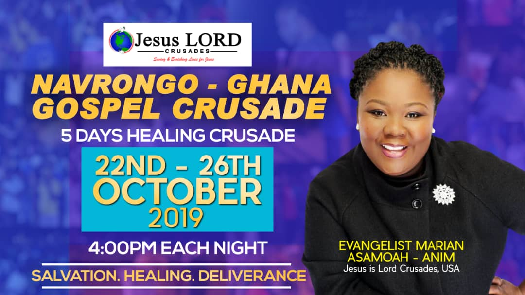Believing For A Greater Glory In Navrongo, Ghana