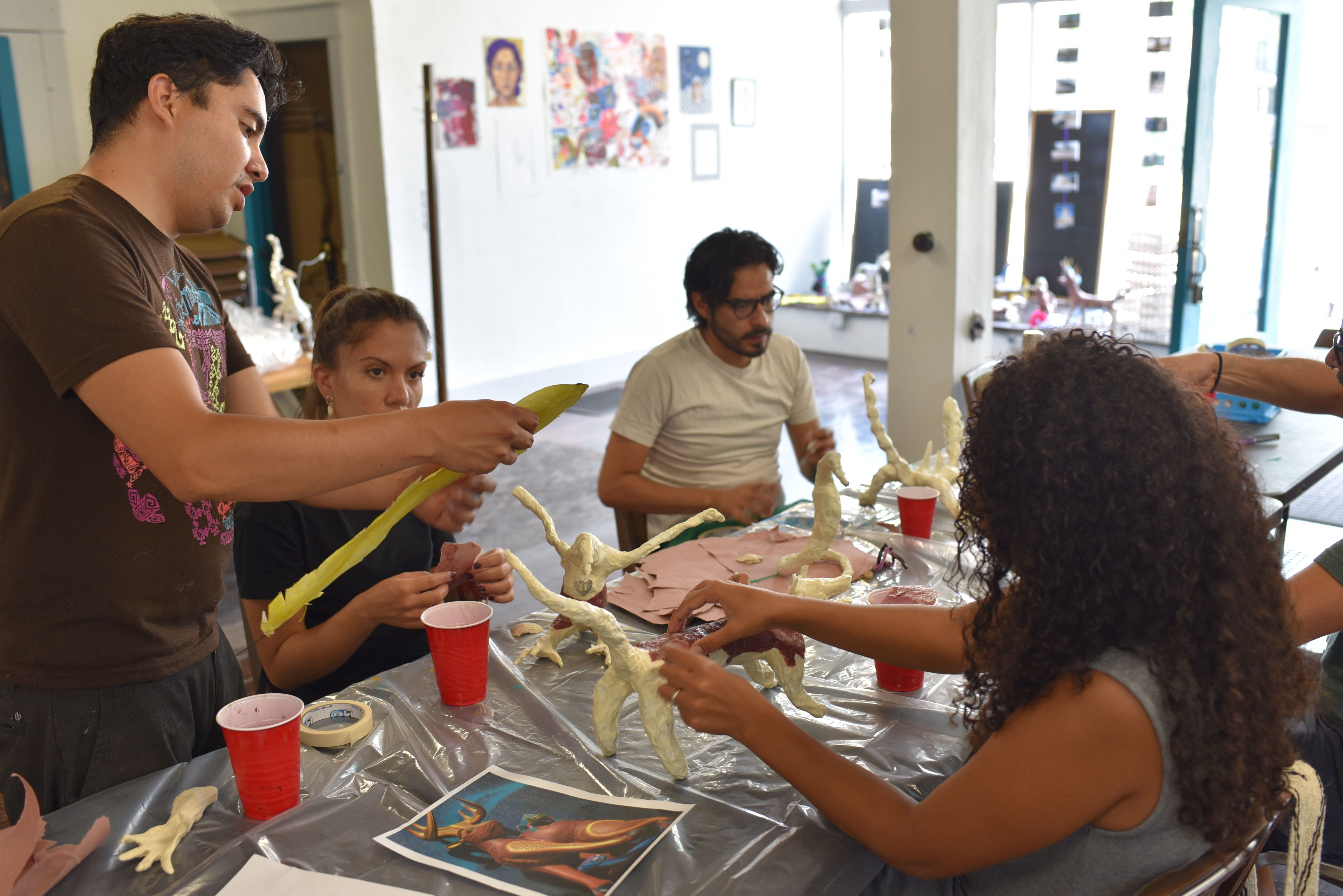 LAC is bringing positive arts experiences to the broadest community possible.