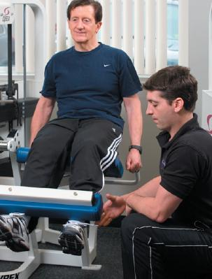 Personal Training Professionals of Southport Design Your Program