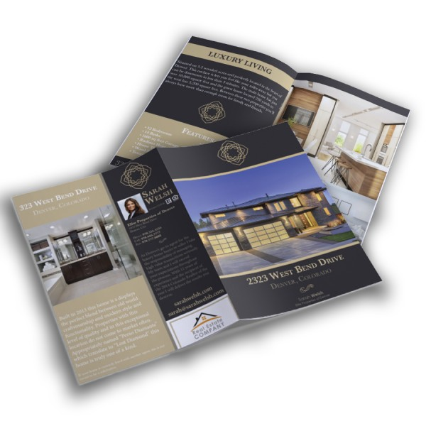 Color Brochures - 11 x 17
